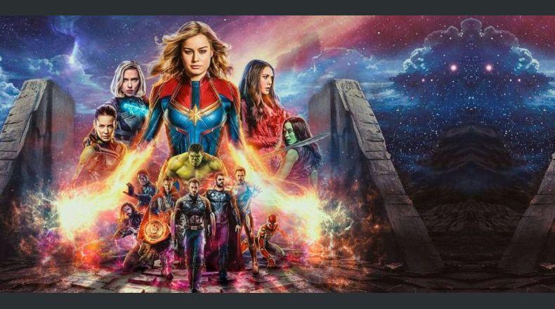 Nueva producción de Avengers Endgame… repasa el trailer aquí