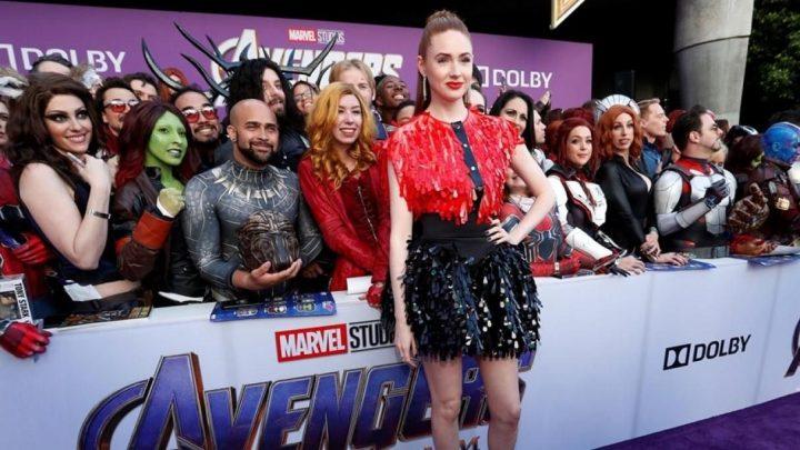 «Avengers Endgame» asi se vivió el estreno mundial