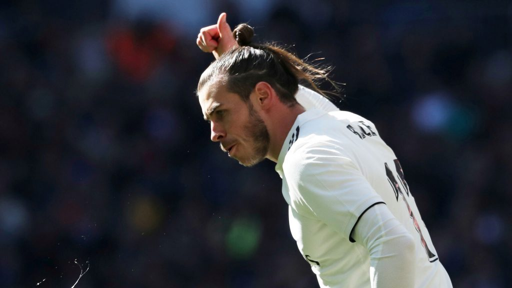 Luego de ser silbado por los aficionados en el Bernabeu, así reaccionó Bale