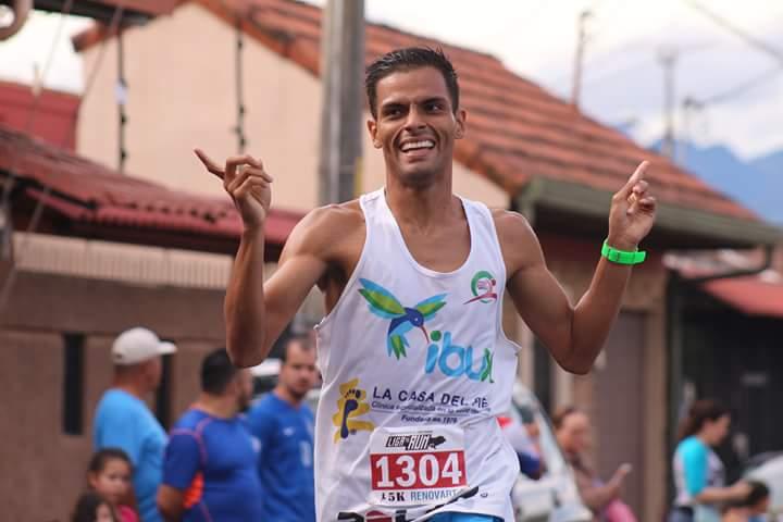 Jason Villalobos es nuestro invitado semanal en «Fartlekeando»