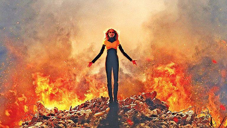 La batalla final X Men… Fénix Oscura