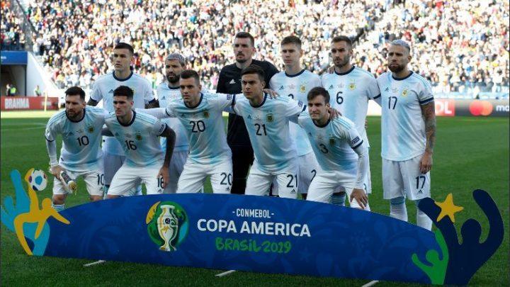 No! fue la respuesta de la UEFA a la Selección Argentina para competir en sus torneos