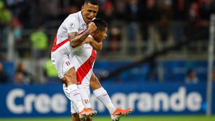 Por goleada Perú superó a Chile y está en la final de la Copa América