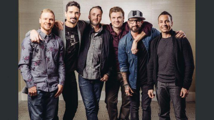 Backstreet Boys en gira por siete países de Latinoamérica