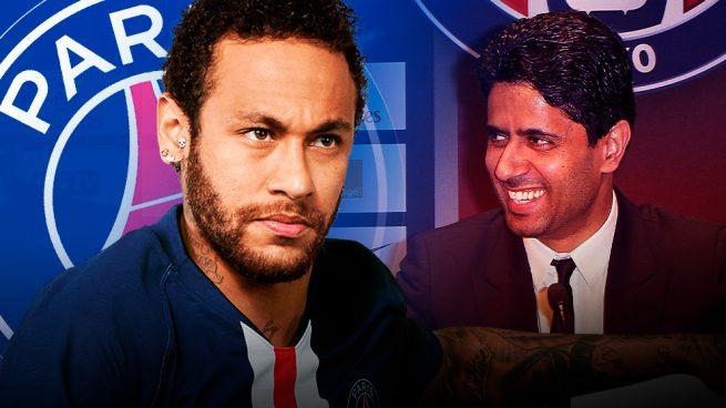 En el Barcelona insisten por conseguir la ficha de Neymar