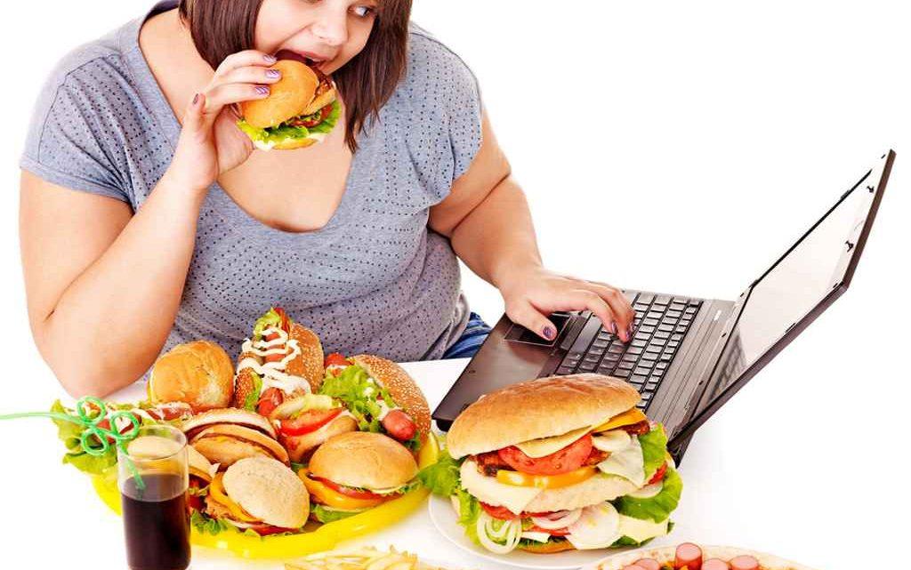 El top 5 de las comidas que más engordan
