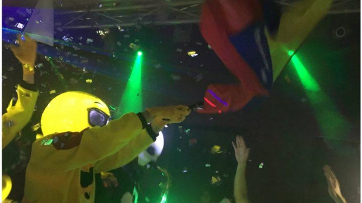 Así es una noche de fiesta en Venezuela en medio de la crísis