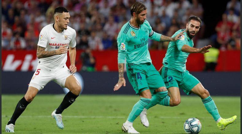 Real Madrid desbloquea el Sánchez Pizjuán