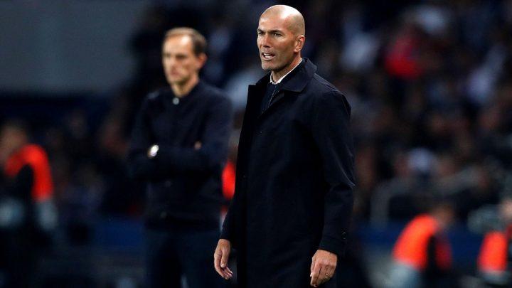 Nos han pasado por encima… Zidane sobre la derrota ante PSG