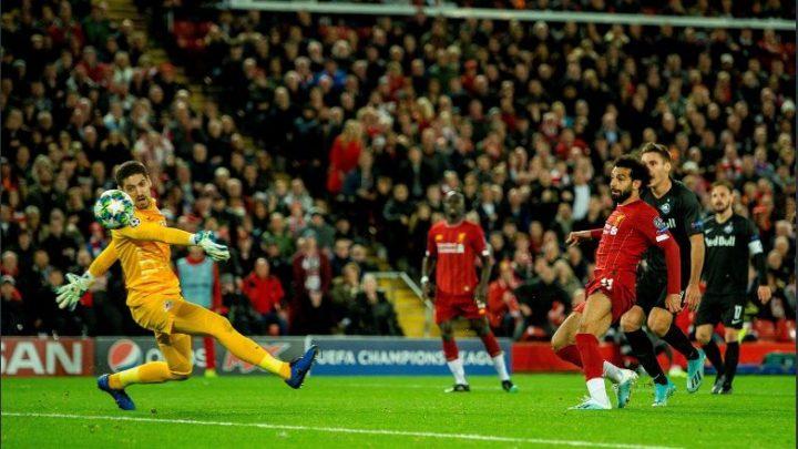 Liverpool la pasa mal en Salzburgo