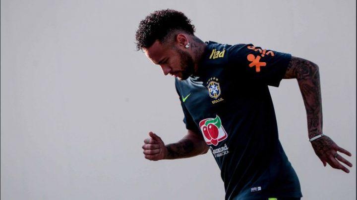 Neymar estará un mes fuera