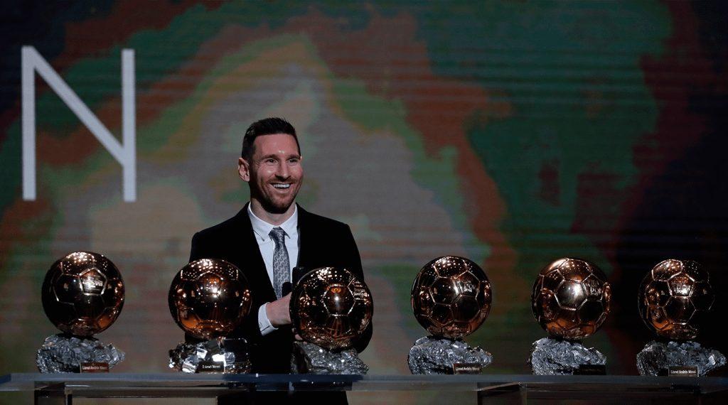 «Me dolió cuando Cristiano me igualó en balones de oro»… Messi