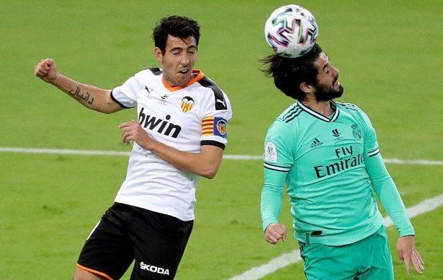 Con goleada al Valencia Real Madrid  a la final de la Supercopa