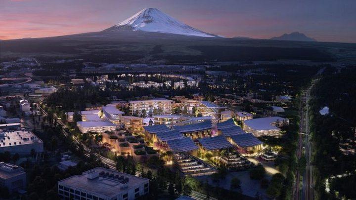 Toyota construirá ciudad del futuro en Japón