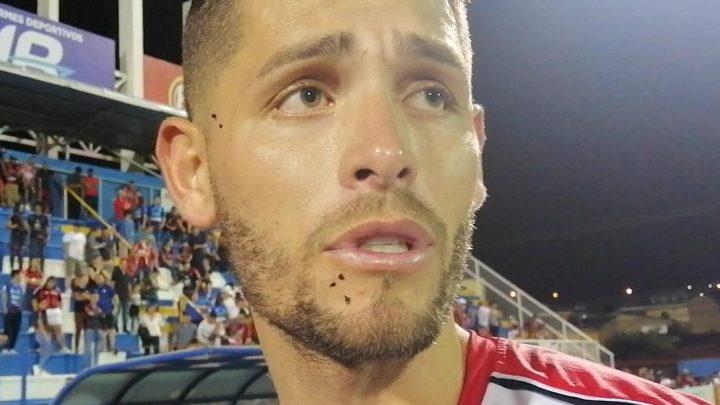 «Queremos ganar en todos los partidos», Jonathan Moya