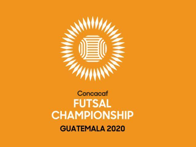 Campeonato de Futsal concacaf 2020 se jugará en Guatemala