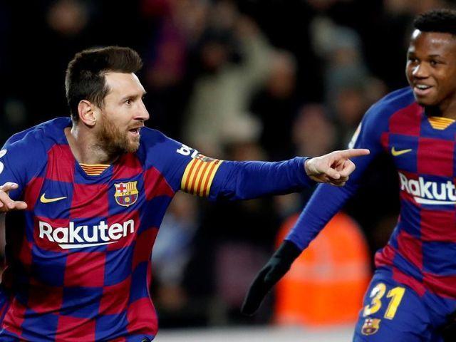 Messi se hartó del ruido y pide tranquilidad