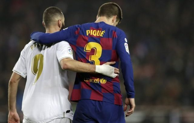 Suspensión indefinida de La Liga Española