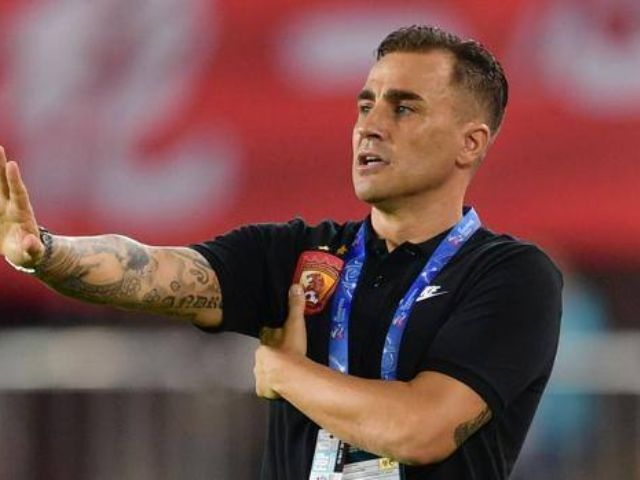 """Desde China, Cannavaro…""""Quedarse en casa es única solución"""""""