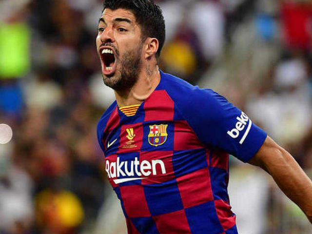 Por el retraso Luis Suárez estaría listo para jugar una eventual final de Champions
