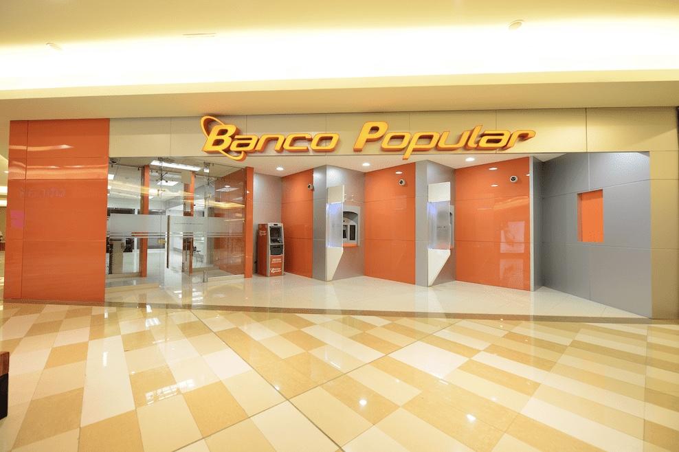 Banco Popular facilita proceso de apertura automática de cuentas de ahorro a personas que requieran el bono 'Proteger'