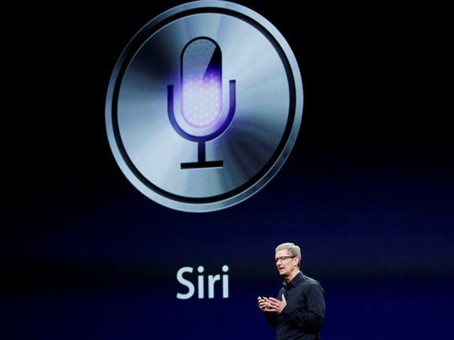 Te has preguntado quién hace la voz de Siri