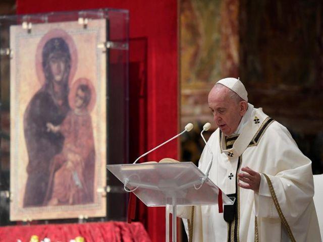 El Papa pide mantener la esperanza