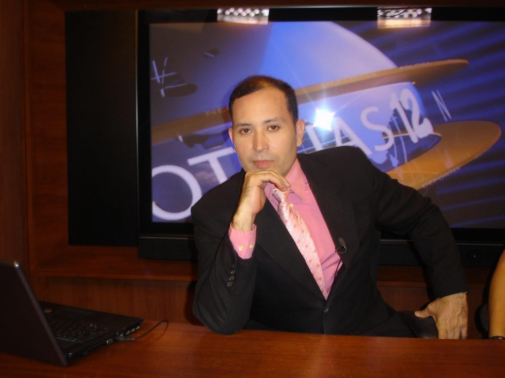 """En Nicaragua los periodistas están muriendo y las ONG los usan de escudo para recaudar fondos pero estos no llegan a su destino… """"Oscar García"""" Periodista Nicaragüense"""