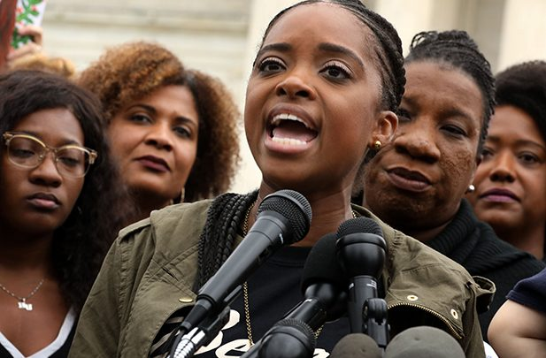 Mujer, racismo y liderazgo