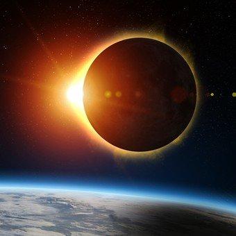 ¿Los ticos podrán ver eclipse con forma de anillo de fuego?