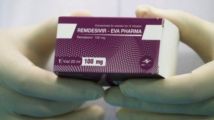 Remdesivir: USA compró prácticamente toda la existencia de esta medicina para combatir el Covid-19