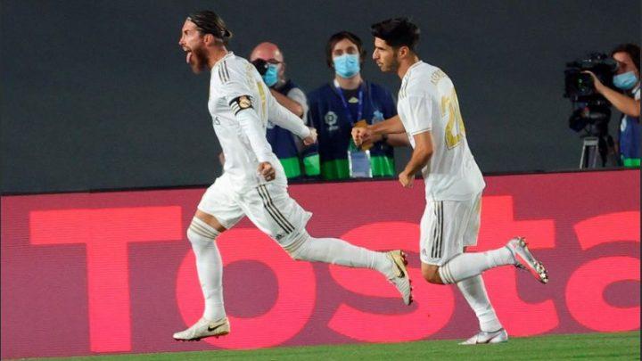 Real Madrid acaricia el título de liga
