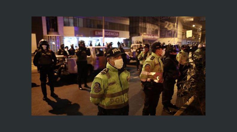 Avalancha humana deja como saldo trece muertos y 6 heridos en fiesta clandestina