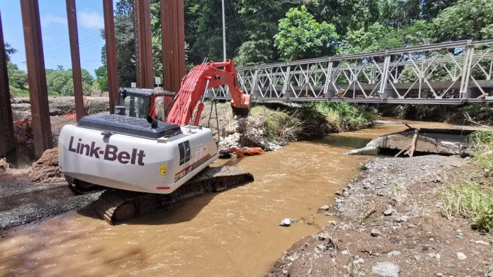 MOPT y CONAVI coordinan con municipalidades habilitación urgente de caminos en Región Chorotega