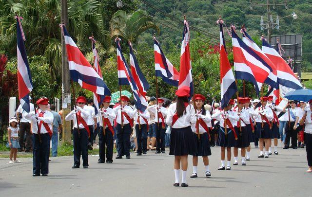 La comunidad educativa nacional celebra a distancia las fiestas patrias del 199 aniversario de la independencia.