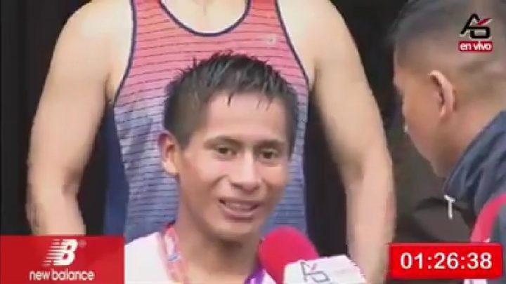 Gualberto Méndez no estará presente en el Mundial de 1/2 Maratón Polonia 2020