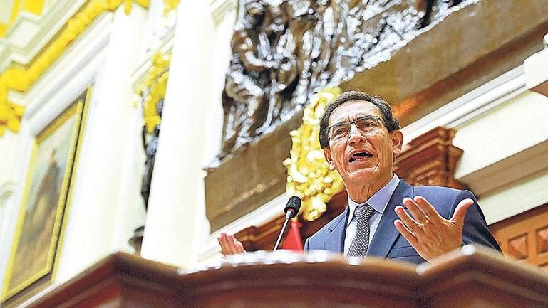 Presidente Peruano es destituido