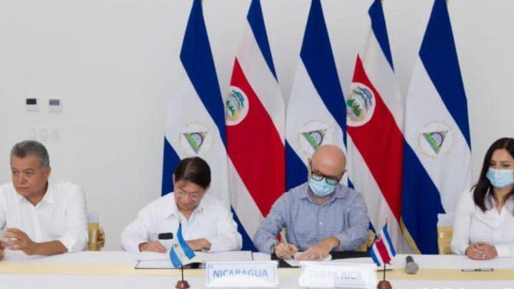 Costa Rica y Nicaragua realizan reunión para analizar acciones para el ingreso temporal y regulado de trabajadores nicaragüenses