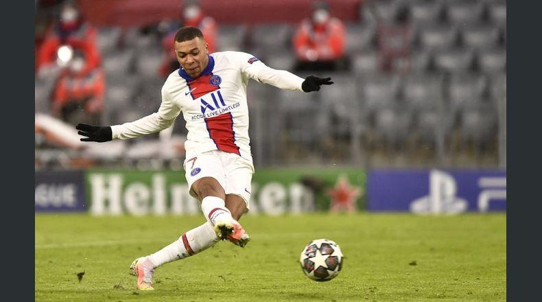Keylor Navas con destacada actuación hoy con el PSG y la victoria ante el Bayern