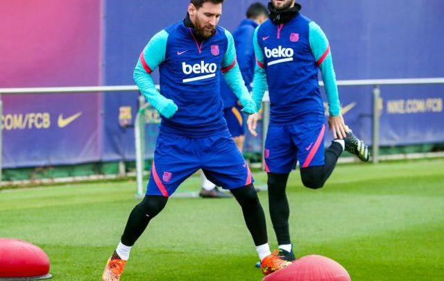 Barcelona inicia la cacería del Atlético
