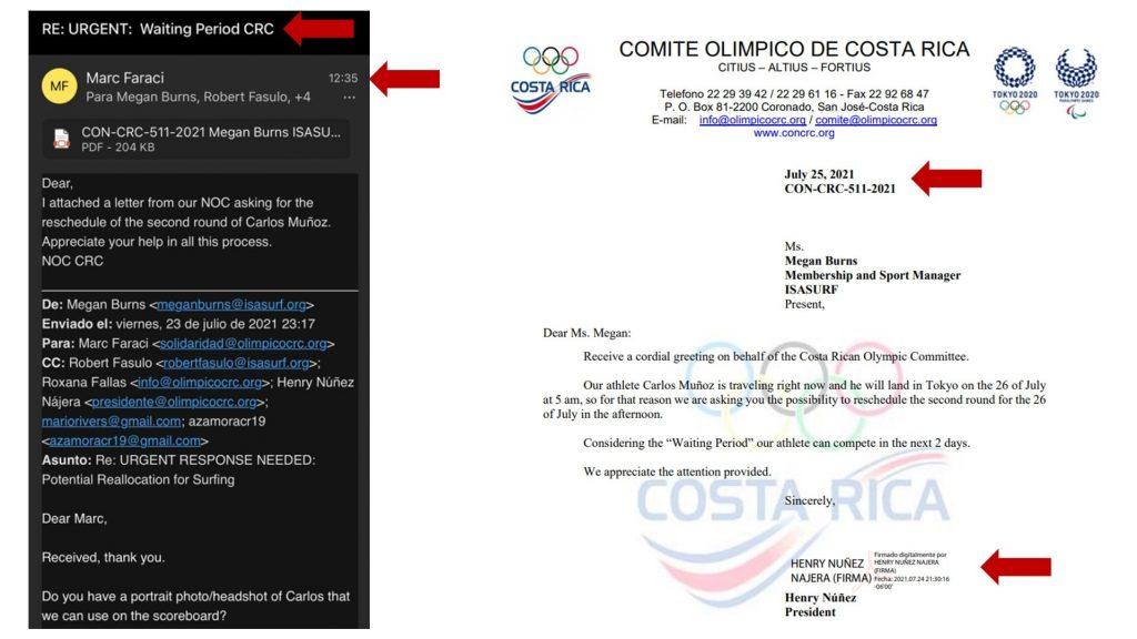 Comité Olímpico de Costa Rica aclara situación sobre Cali Muñoz (Video)