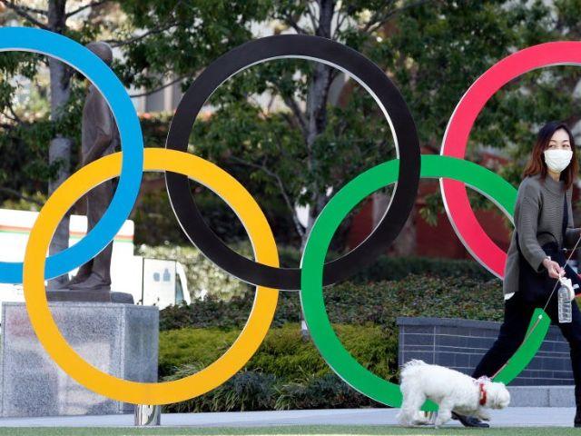 Las camas antisexo de la villa olímpica en Tokyo