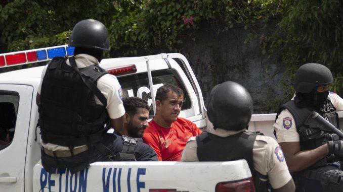 Ciudadano Estadounidense es detenido por asesinato al Presidente Haitiano