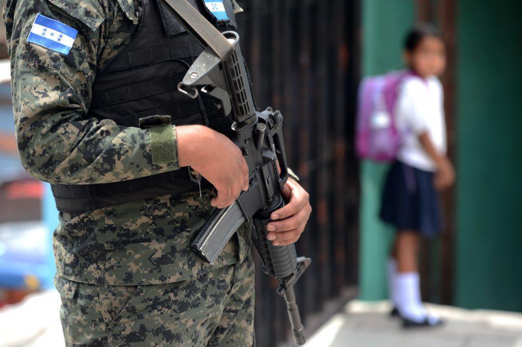 Maras tienen tomadas las escuelas en Honduras