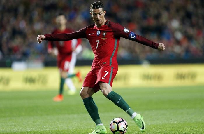 Cristiano Ronaldo el mayor goleador de Portugal con amplios números