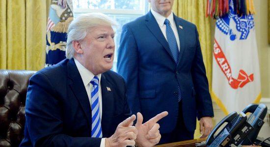 Retiran proyecto de Trump para derogar «Obamacare»