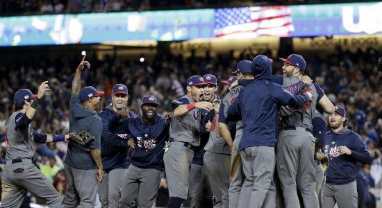 USA se deja el Clásico Mundial de Beisbol