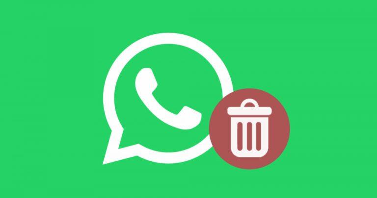 WhatsApp permitira borrar mensajes enviados