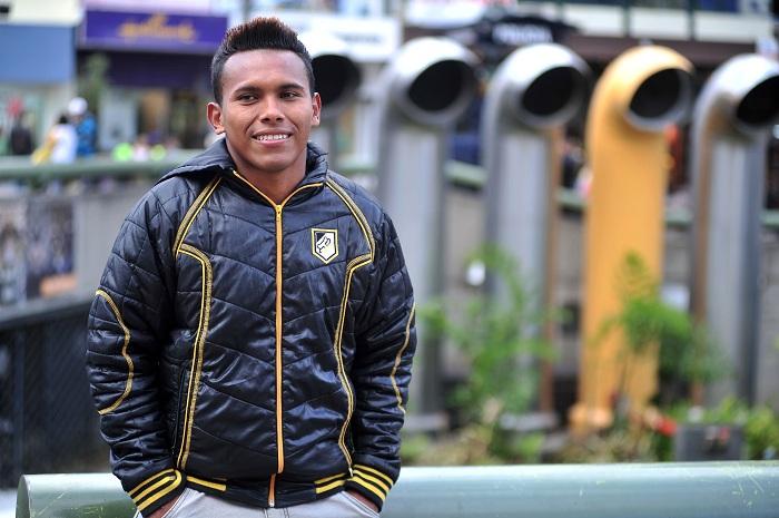 Yader Balladares, primer jugador que se marchó por faltas de condiciones en la Selección