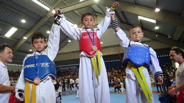 Se acerca el Campeonato Nacional Infantil de Taekwondo
